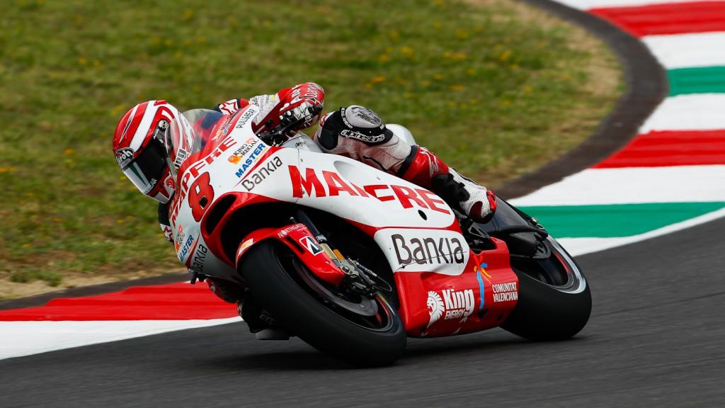 Hector Barbera, Mapfre Aspar Team MotoGP, Test Mugello