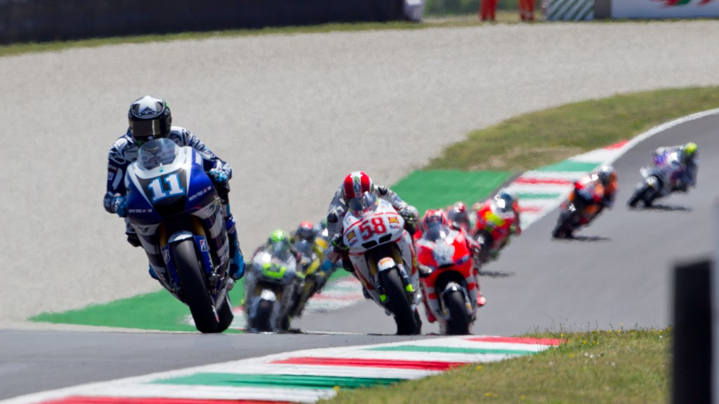 Ben Spies, Yamaha Factory Racing, Mugello RAC