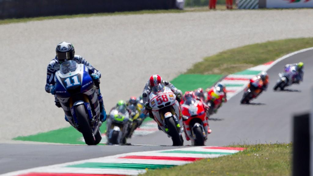 Ben Spies, Yamaha Factory Racing, Mugello RAC