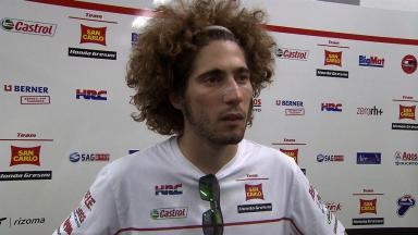 Simoncelli talks Mugello test