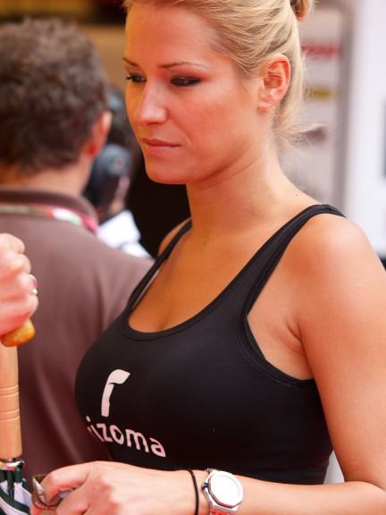 Paddock Girl, Gran Premio D´Italia TIM