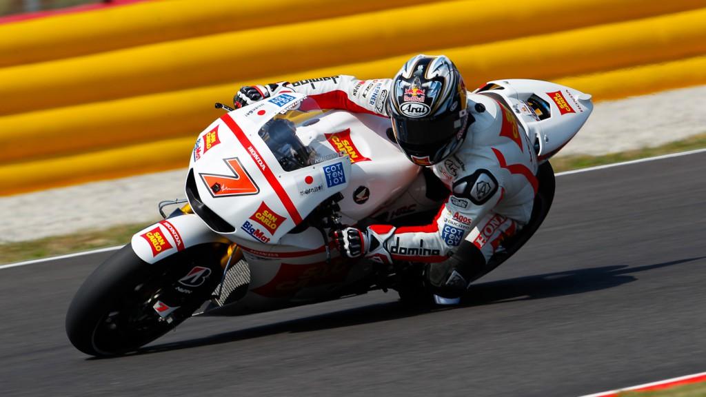 Hiroshi Aoyama, San Carlo Honda Gresini, Mugello RAC