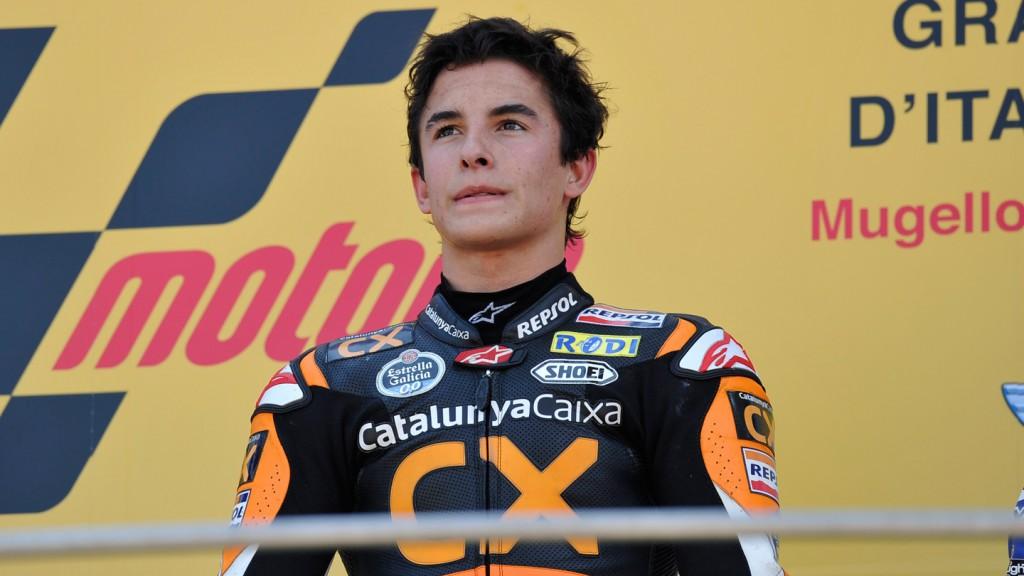 Marc Marquez, Team Catalunya Caixa Repsol, Mugello RAC