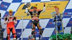 Bradl, Marquez, Smith, Viessmann Kiefer Racing, Team CatalunyaCaixa Repsol, Tech 3 Racing, Mugello RAC