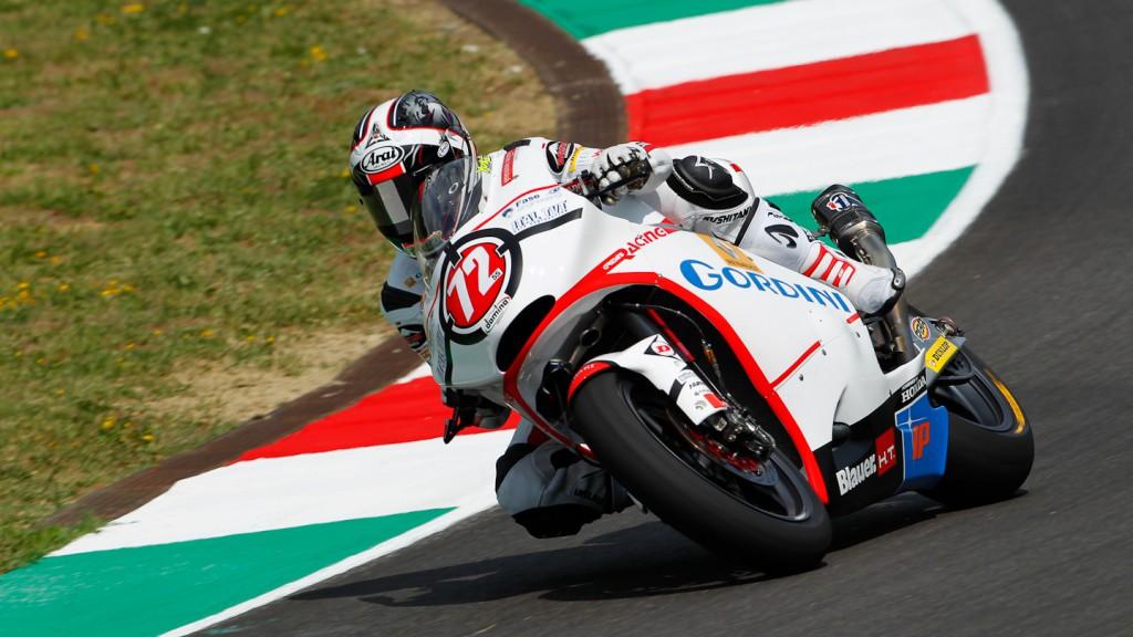 Yuki Takahashi, Gresini Racing Moto2, Mugello RAC