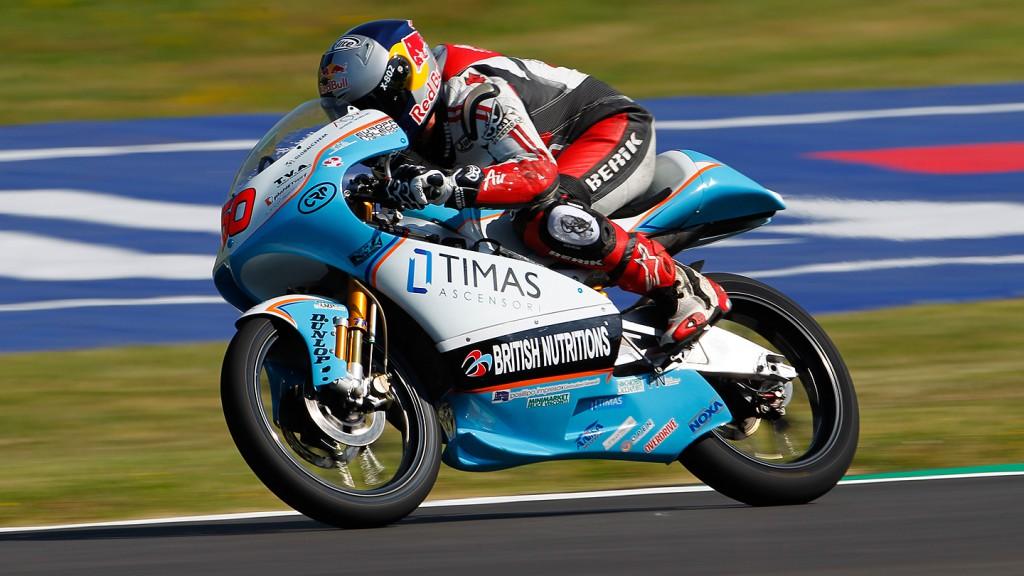 Sturla Fagerhaug, WTR-Ten10 Racing, Muegllo FP1