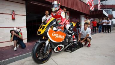 Julian Simon, Circuito de Albacete