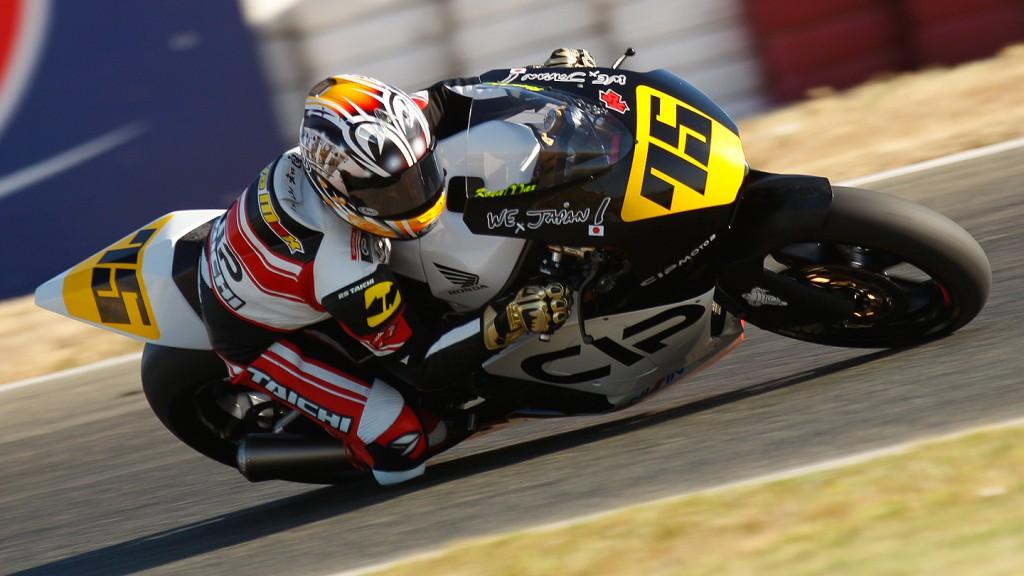 Tomoyoshi Koyama, CIP Moto2, CEV Albacete RAC