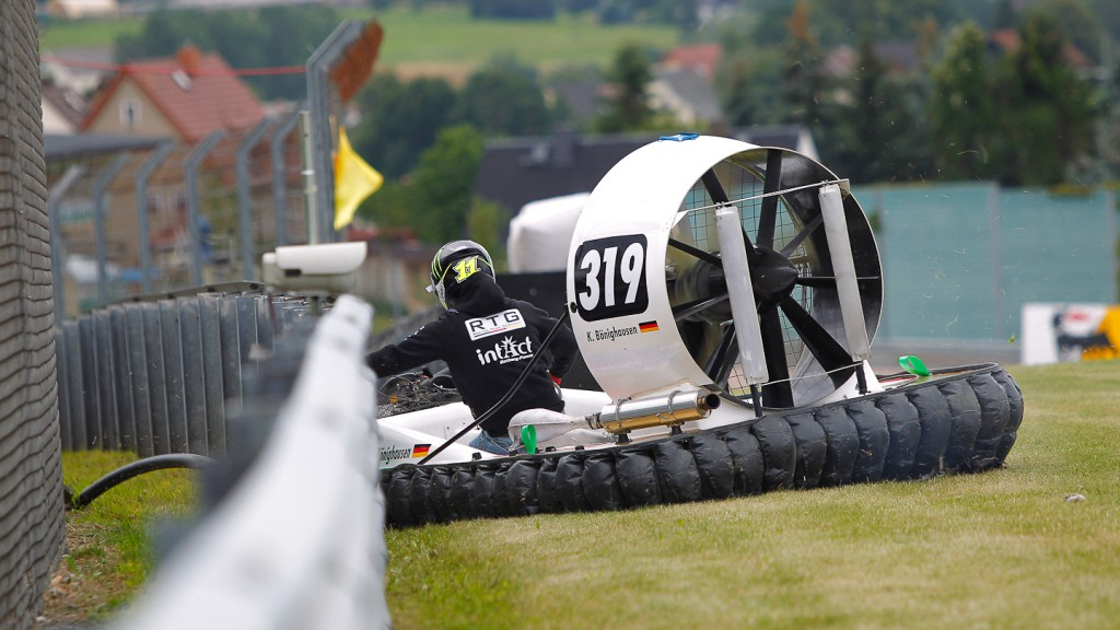 Sandro Cortese, Intact-Racing Team Germany, Hovercrafts Preevent