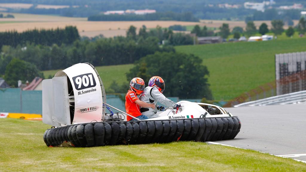 Stefan Bradl, Viessmann Kiefer Racing, Hovercrafts Preevent