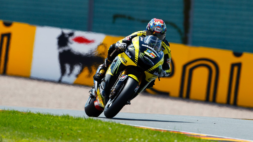 Colin Edwards, Monster Yamaha Tech3, Sachsenring FP2