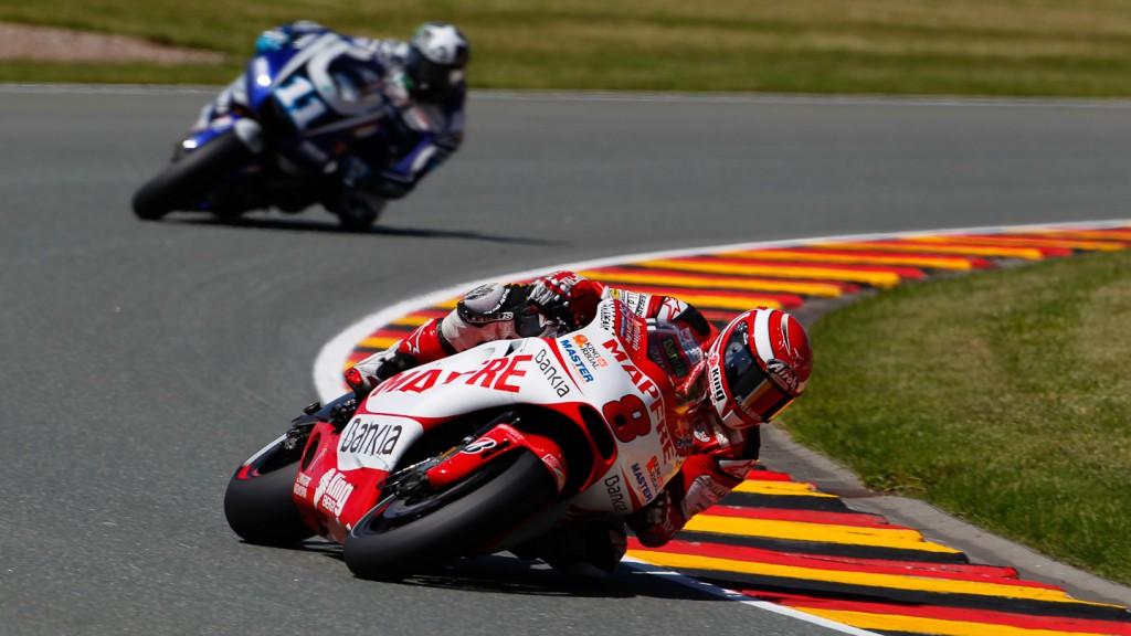 Hector Barbera, Mapfre Aspar Team MotoGP, Sachsenring FP2