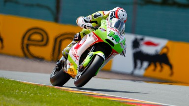 Randy de Puniet, Pramac Racing Team, Sachsenring FP2