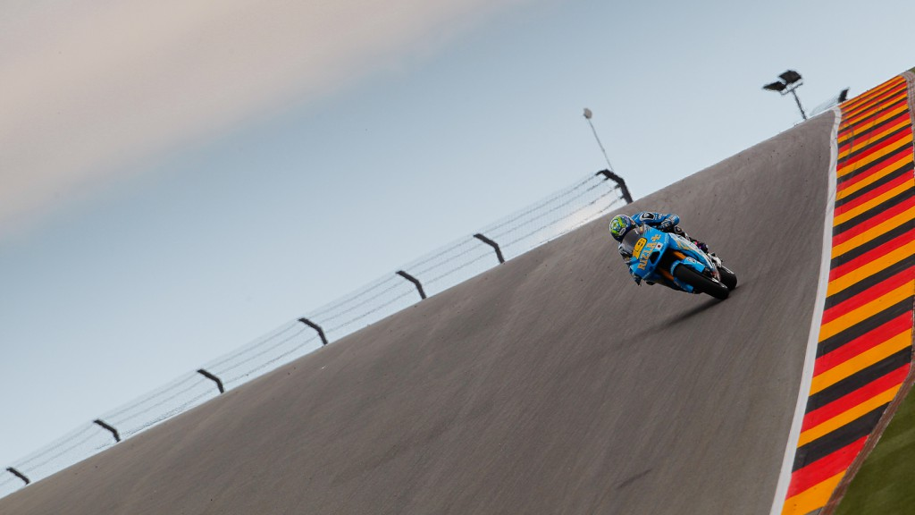 Alvaro Bautista, Rizla Suzuki MotoGP, FP2