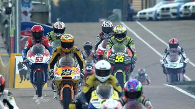 Sachsenring 2011 - 125cc - FP1 - Full session