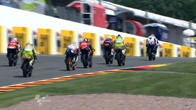 Sachsenring 2011 - 125cc - FP2 - Full session