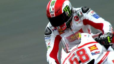 Sachsenring 2011 - MotoGP - FP1 - Highlights