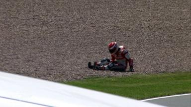 Sachsenring 2011 - MotoGP - FP2 - Action - Héctor Barberá