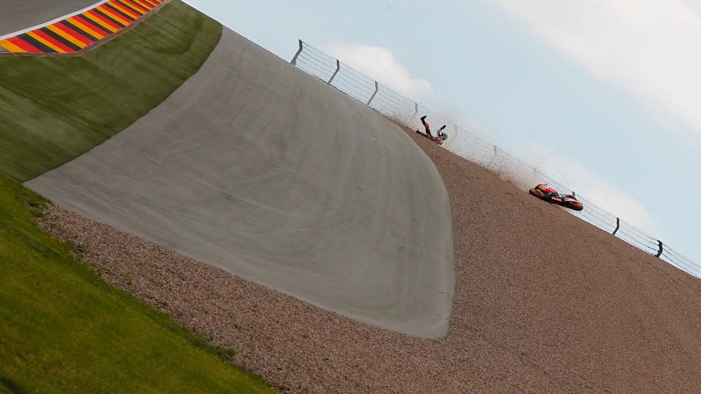 Dani Pedrosa, Repsol Honda Team, Sachsenring FP1