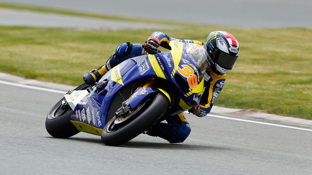 Bradley Smith, Tech 3 Racing,  Sachsenring FP2