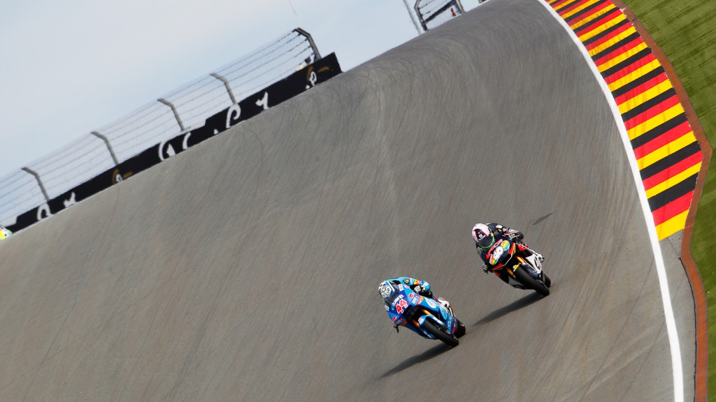 Pol Espargaro, Aleix Espargaro, HP Tuenti Speed Up, Pons HP 40, Sachsenring FP2