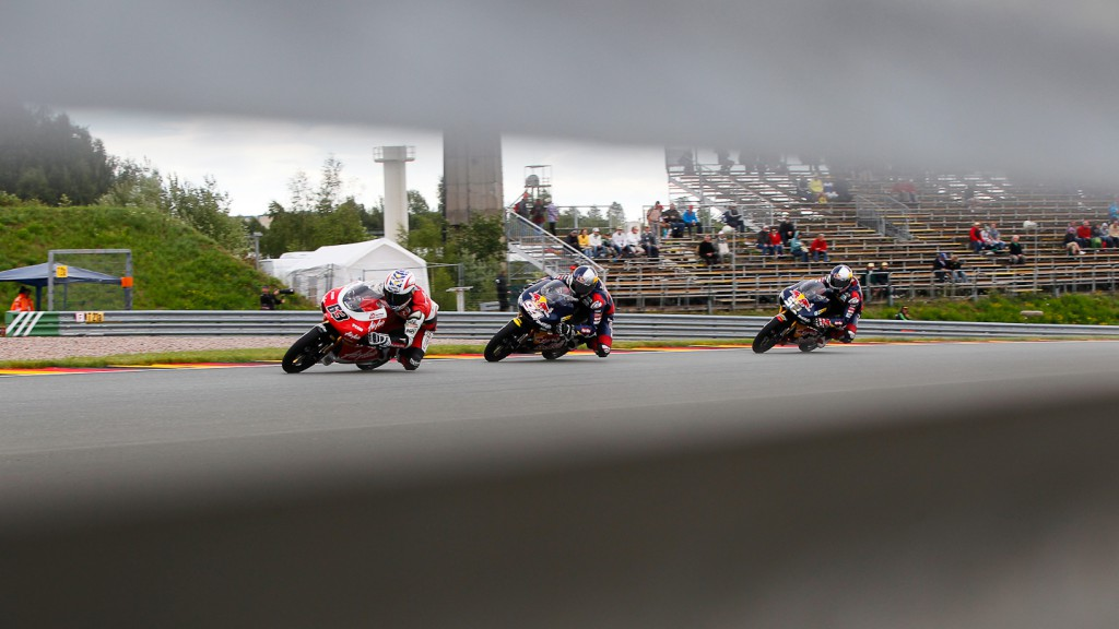 125cc, Sachsenring FP2