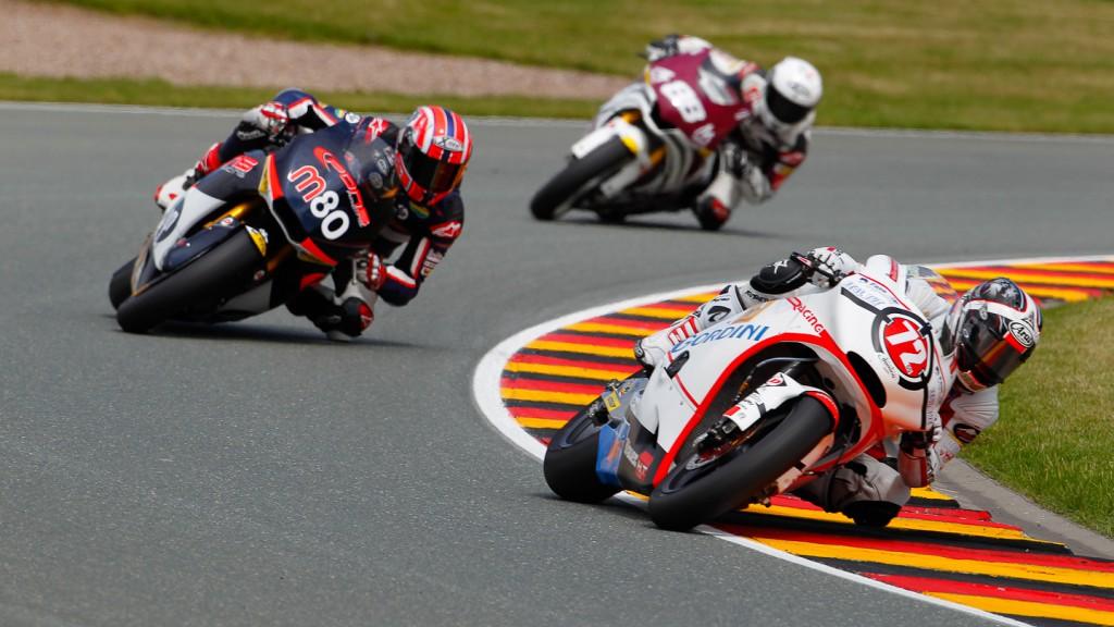 Yuki Takahashi, Axel Pons, Gresini Racing Moto2, Pons HP 40, Sachsenring FP2