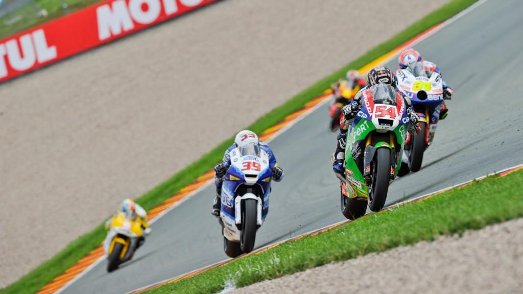 Moto2, Sachsenring FP2