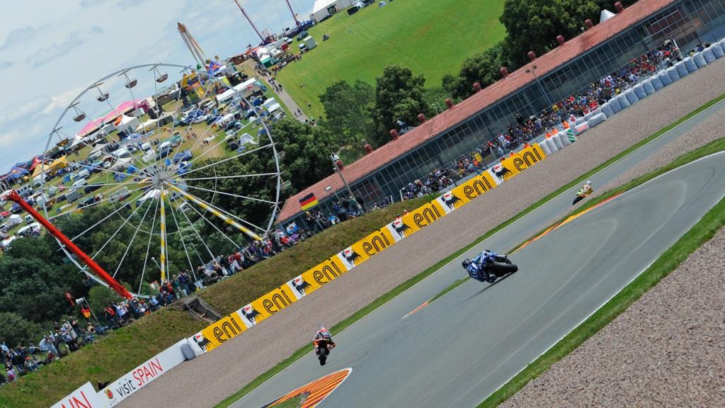 MotoGP, Sachsenring FP2