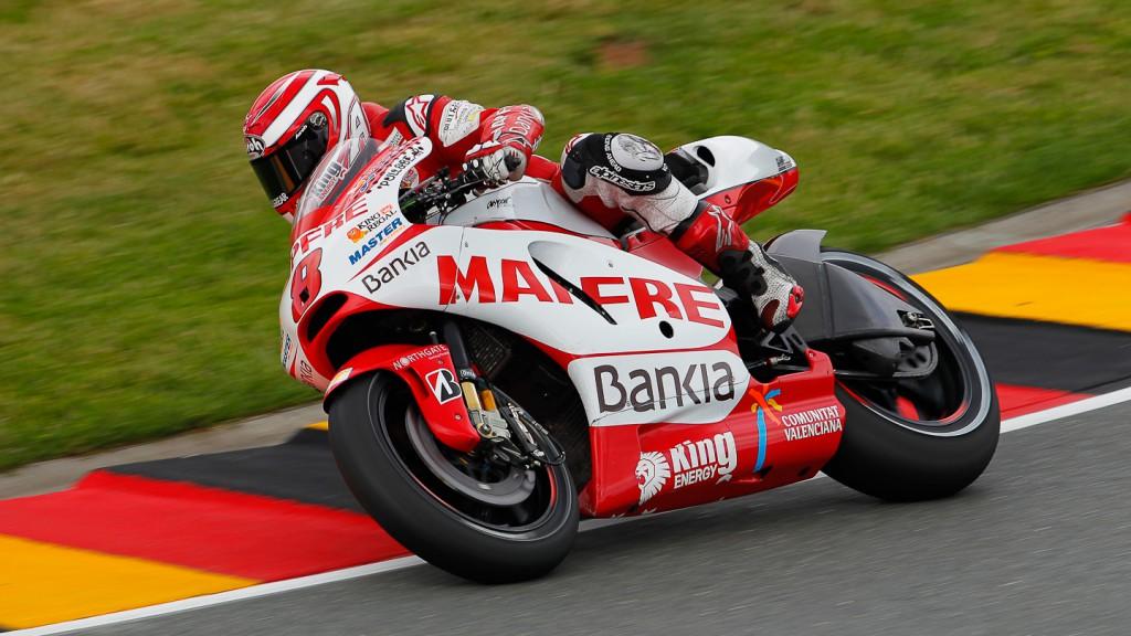 Hector Barbera, Mapfre Aspar Team MotoGP, Sachsenring QP