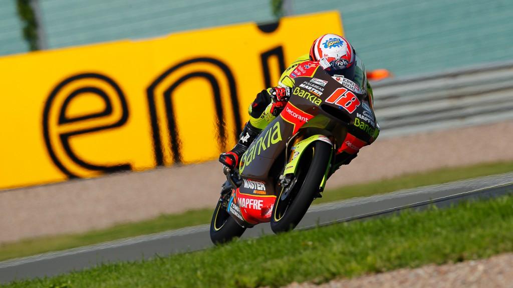 Nico Terol, Bankia Aspar Team 125cc, Sachsenring QP