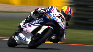 Sachsenring 2011 - 125cc - QP - Highlights