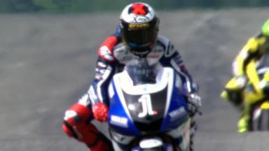 Sachsenring 2011 - MotoGP - FP3 - Highlights