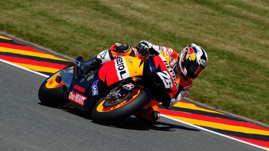 Dani Pedrosa, Repsol Honda Team, Sachsenring FP3