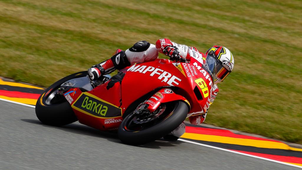 Julian Simon, Mapfre Aspar Team Moto2, Sachsenring FP3