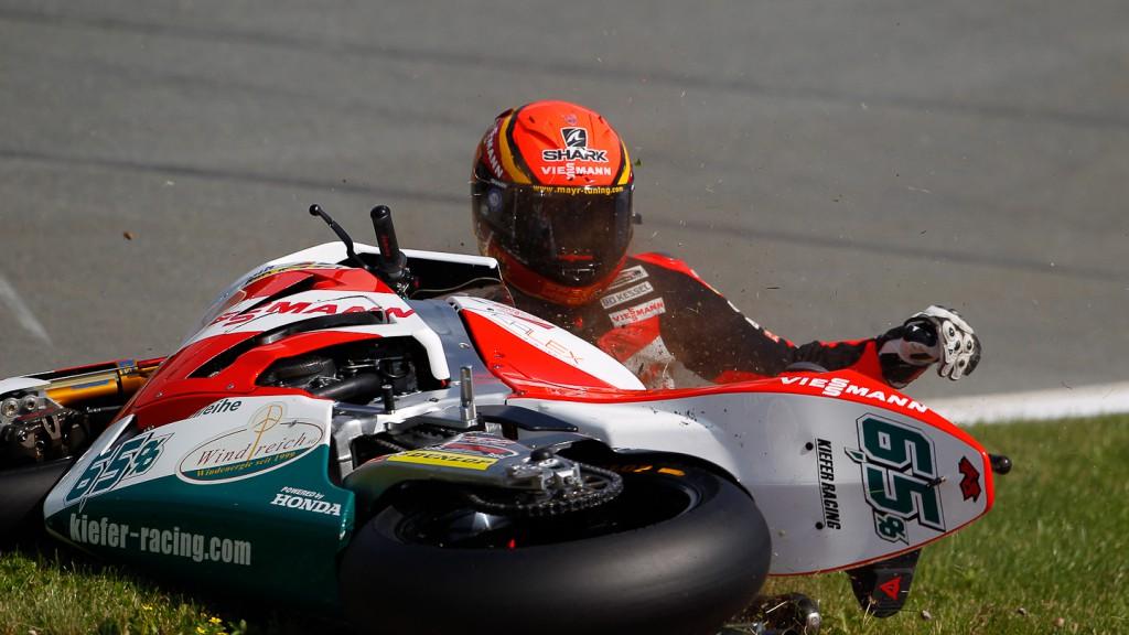 Stefan Bradl, Viessmann Kiefer Racing, Sachsenring FP3