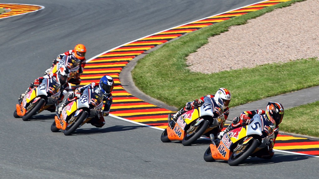 Red Bull Rookies Cup, Sachsenring