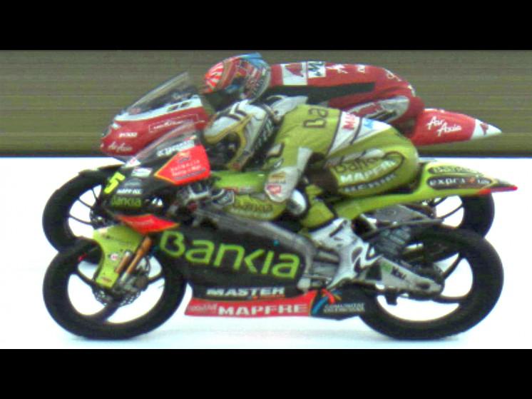 -Moto GP- Season 2011- - 125cc fotofinish slideshow