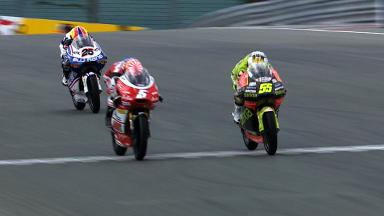 Sachsenring 2011 - 125cc - Race - Highlights