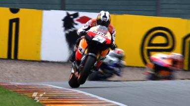 Sachsenring 2011 - MotoGP - Race - Highlights
