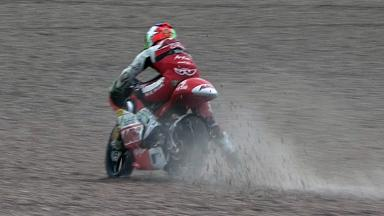 Sachsenring 2011 - 125cc - Race - Action - Efren Vazquez