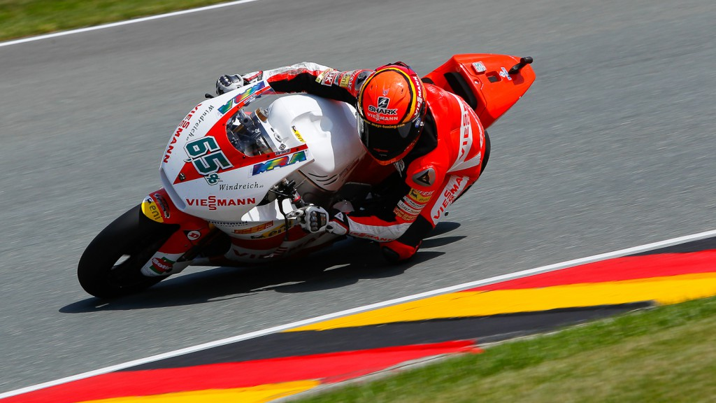 Stefan Bradl, Viessmann Kiefer Racing, Sachsenring RAC