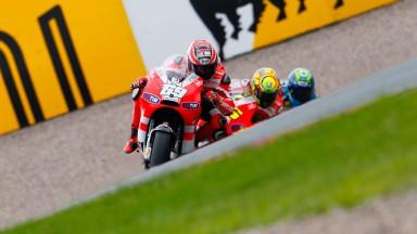Nicky Hayden, Ducati Team, Sachsenring RAC