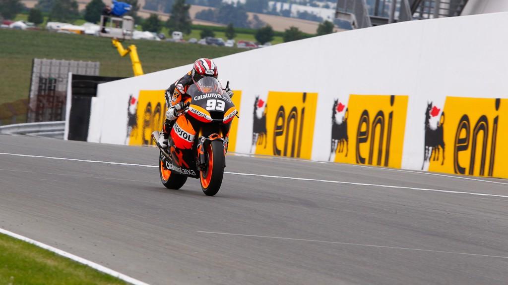Marc Marquez, Team Catalunya Repsol, Sachsenring RAC
