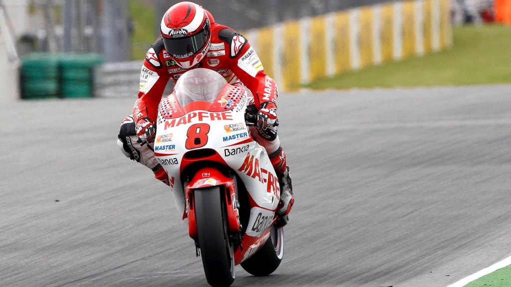 Hector Barbera, Mapfre Aspar Team MotoGP, Sachsenring RAC