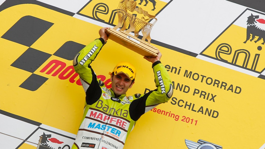 Hector Faubel, Bankia Aspar Team 125, Sachsenring RAC