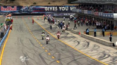 Laguna Seca 2011 - MotoGP - FP1 - Full session