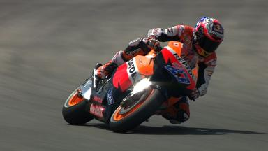 Laguna Seca 2011 - MotoGP - FP1 - Highlights