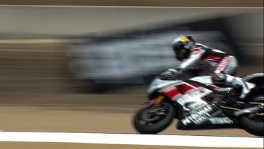 Laguna Seca 2011 - MotoGP - FP2 - Action - Jorge Lorenzo