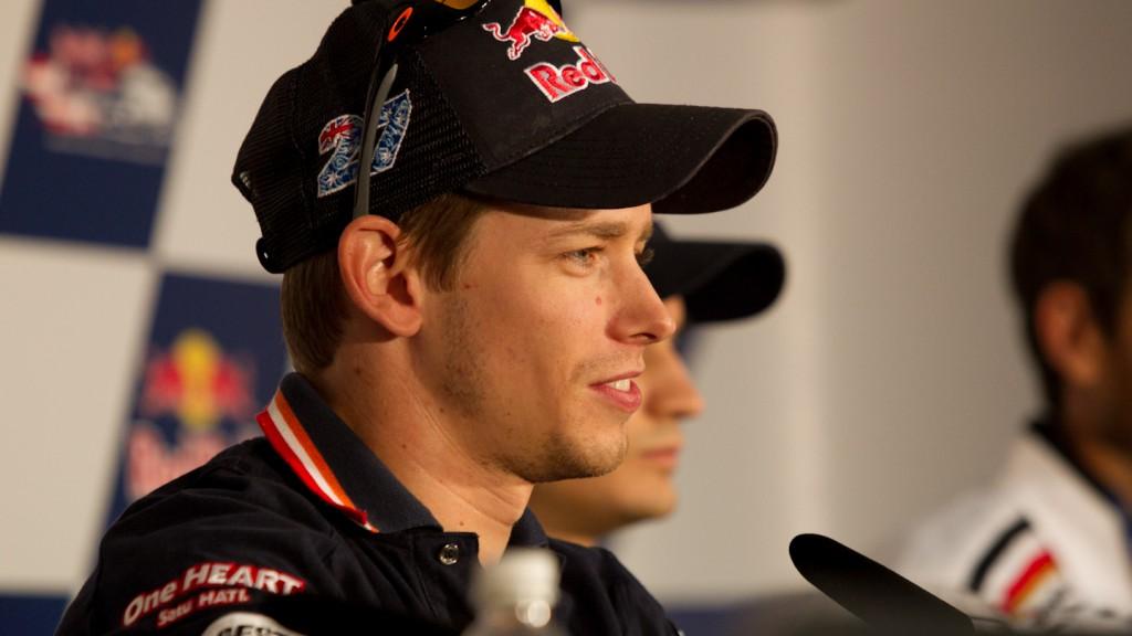 Casey Stoner, Repsol Honda Team, Laguna Seca